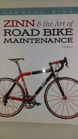 Zinn & the Art of Road Bike Maintenance manual