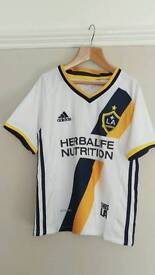 LA GALAXY kids football kit #8 Gerrard #23 Beckham