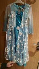 Frozen Elsa dress like a new