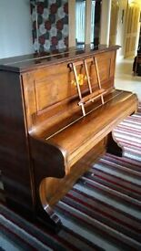 John Brinsmead & Sons Antique Piano with original Ivory Keys