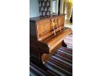 John Brinsmead & Sons Antique Piano with original Ivory Keys