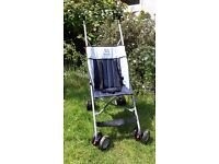 Buggy pushchair travel holiday light