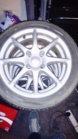 Tsw 15inch alloys