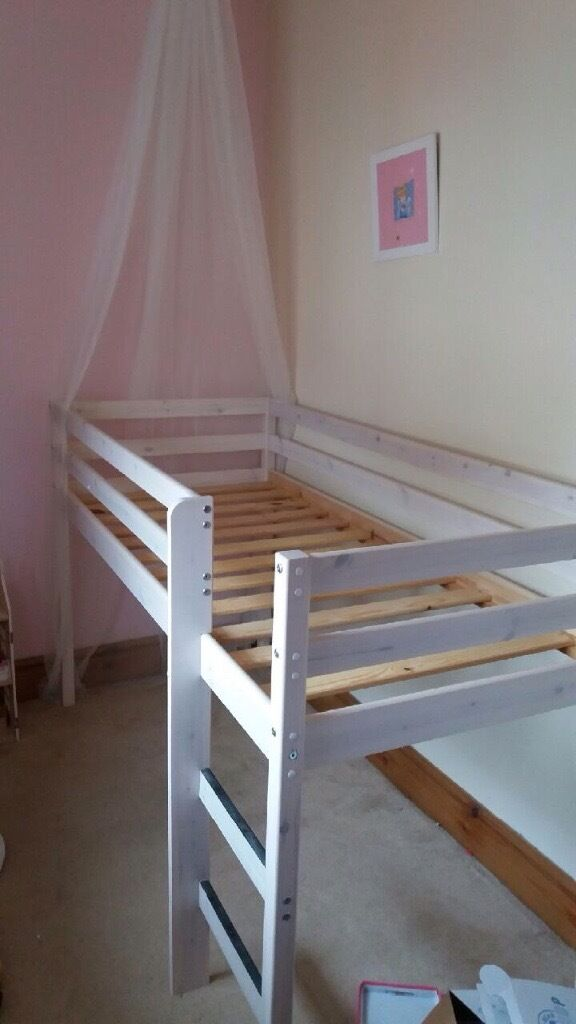 Childs shorty mid sleeper bed | in Bath, Somerset | Gumtree