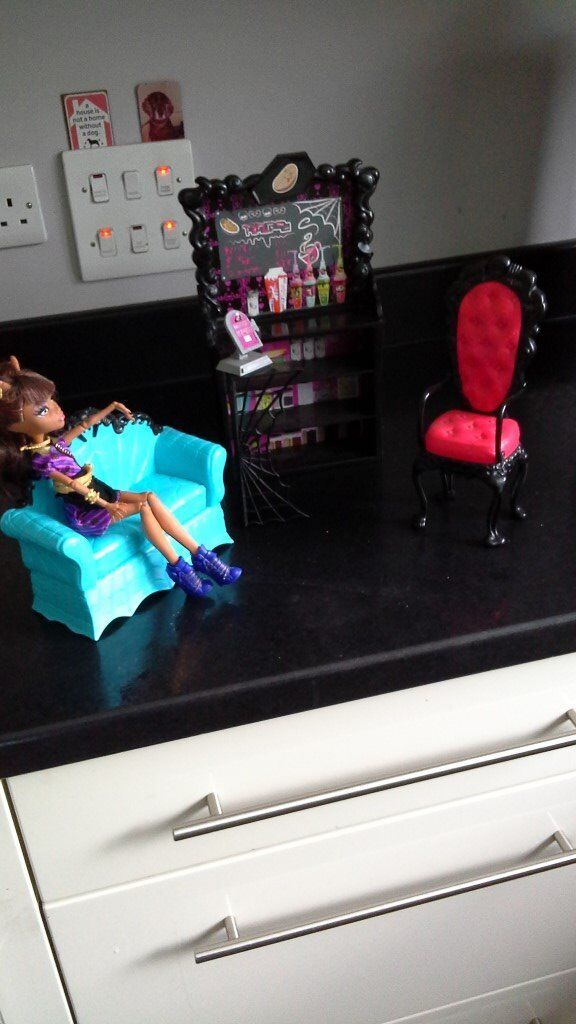 Monster High Cafe 'The Coffee Bean'
