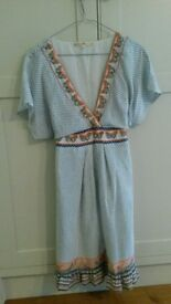 Dress by Uttam Boutique - hardly worn - Medium /size 12