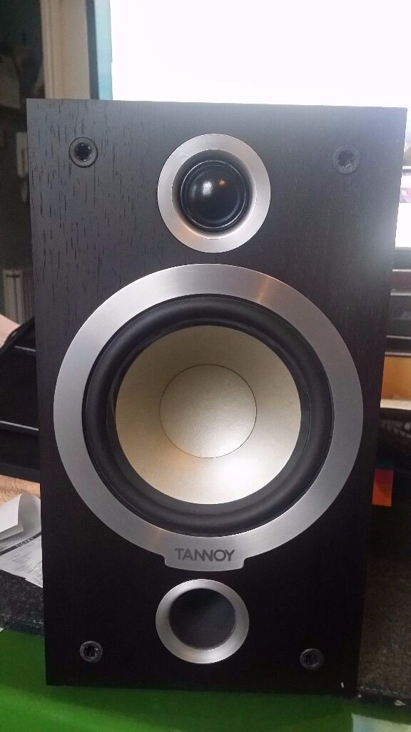 Tannoy Mercurey V1 100 Watt Bookshelf Speakers