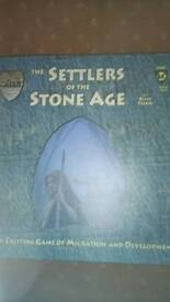 Settlers of the stone age board game