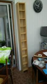 Ikea CD, DVD, Blu-ray, game Shelf