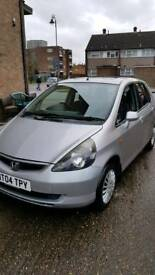 2004 honda jazz automatic