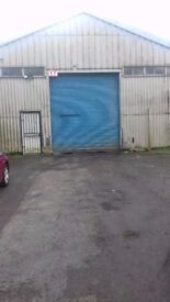 Industrial Unit To Let -CHEAP RENT