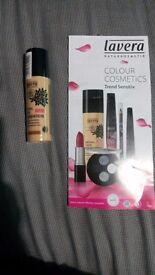 Lavera Natural Liquid Foundation [Almond Caramel 06] 30ml + FREE Hair Dye