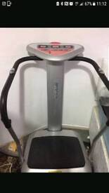 Marcy vibration plate.