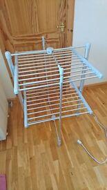 Lakeland Dry Soon heated airing rack