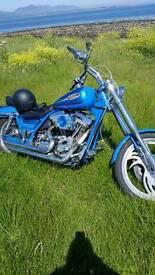 Harley Davidson FXLR 1340