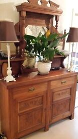 Edwardian Arts & Crafts Dresser