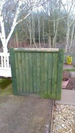 Wooden garden gate for sale