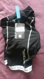 Altura pro gel cycling shorts size small still with tags
