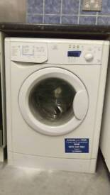 Indesit Washing Machine 6kg 1200