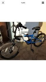BOYS BMX EXCELLENT CONDITION USED ONCE ONLY