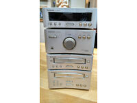 Technics Stereo (Separates) - CD Player / Radio / Cassette Player / Amplifier