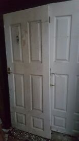 4 Internal Doors (Job the Lot £40)