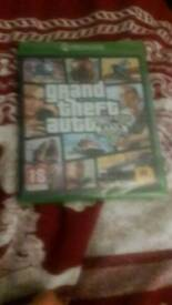 Brand New and Sealed Xbox One GTA V Xbox One