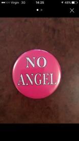NO ANGEL PIN
