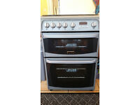 Cannon Chesterfield gas cooker and oven - very clean