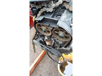 Engine rover 214 16v stripping for parts good cylinder head,