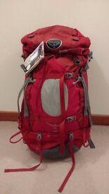 Osprey Ariel 65 Women Backpack Brand New