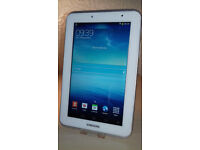 Samsung Galaxy Tab 2 GT-P3110, 8GB, Wi-Fi, 7in - Good Condition - SORRY NO CHARGER