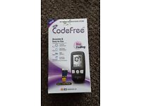 Code Free Blood Glucose Monitoring Device (Still Sealed)