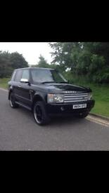 Range Rover Vogue 54 Plate