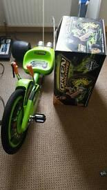 Green machine cart