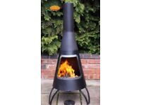 Garden log burners rrp 149.99 lookin for 80 each brand new never used