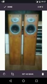 Walnut Celestion Speakers £35