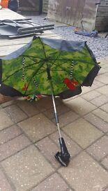 Stroller/buggy/pram umbrella