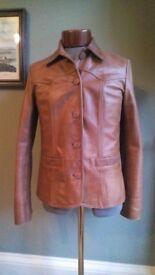 Harvey Nichols Leather Jacket