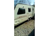 Abbey spectrum twin Axel. 2002.4 birth.full awnings.