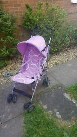 Obaby push chair