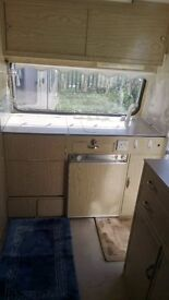 2 berth carlight caravan for sale immaculate condition 7ft wide 15ft long