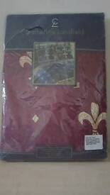 Catherine Lansfield Curtains (66 by 54)