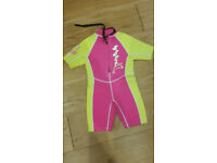 For sale new ( WITHOUT TAG) Surfit Kids, Child's Jakabel Wetsuit size XS (12-18months)