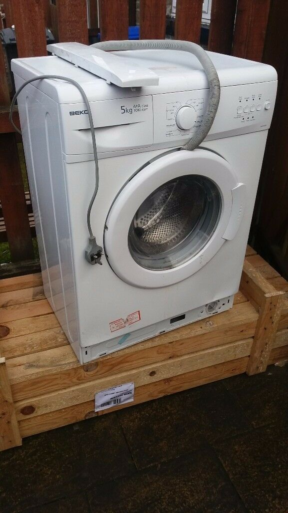 Beko 5Kg Washing Machine.
