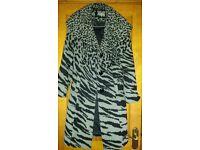 Beautiful Marks Spencers Coat Size 10