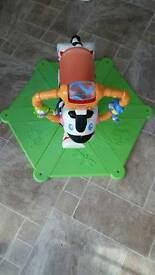 Fisher Price Sit and Spin Zebra