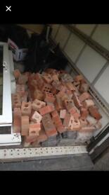 Free bricks/rubble, for uplift or skipped in morning