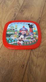Mickey Mouse abc 123 tablet