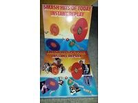 Smash Hits of Today Instant Replay Reader's Digest GLAY-A-008 Box Set 8x LP 1983